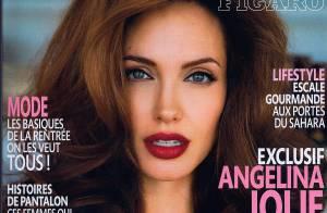 Angelina Jolie : Espionne secrète au cinéma, elle ne cache rien de sa vraie vie au quotidien !