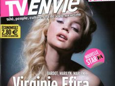 PHOTOS : Virginie Efira so sexy dans 'TV Envie'...
