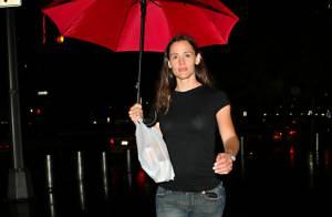 Jennifer Garner : Elle exhibe de nouveau... son ventre rond !