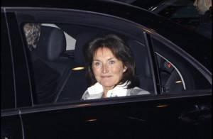 Première sortie de Cécilia Attias ce soir à Paris ?