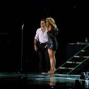 """Quand Marc Anthony offre un show """"caliente"""", sa bomba latina Jennifer Lopez est là !"""