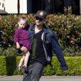Joel Madden et sa fille Harlow