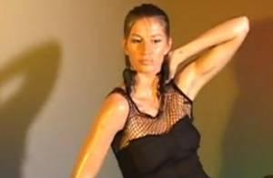 Gisele Bündchen dévoile les coulisses de sa campagne sexy...