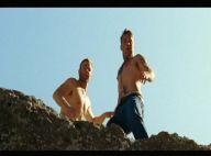 Découvrez Robbie Williams et Gary Barlow dans leur clip inédit très... romantique !