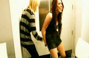 Quand elle prend la grosse tête, Miley Cyrus prend la fessée !