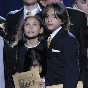 Michael Jackson : Fini l'enfermement, ses enfants ont fait leurs premiers pas au collège !