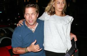 Stephen Baldwin en virée nocturne avec sa fille... Une vraie beauté !