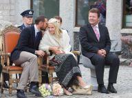 Mette-Marit et Haakon de Norvège : Réuni et très complice, le couple héritier fait sa rentrée !