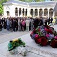 Les obsèques de Laurent Fignon, décédé le 31 août 2010, se sont déroulées au cimetière du Père-Lachaise le 3 septembre.