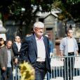 Les obsèques de Laurent Fignon, décédé le 31 août 2010, se sont déroulées au cimetière du Père-Lachaise le 3 septembre. Cyrille Guimard, ancien directeur sportif de Laurent.