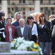Les obsèques de Laurent Fignon ont eu lieu au crématorium du Père-Lachaise le 3 septembre 2010, dans une atmosphère de recueillement profond.