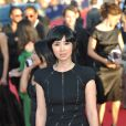 Linh-Dan Pham à l'occasion de la cérémonie d'ouverture du 36e Festival du Film Américain de Deauville, le 3 septembre 2010.