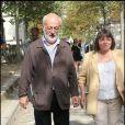 Bertrand Blier et Myriam Boyer, la maman de Clovis Cornillac