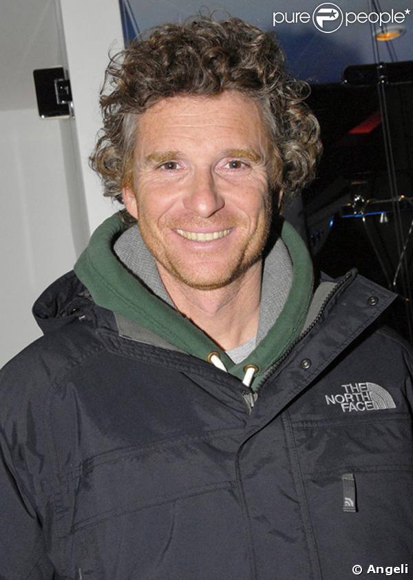 Denis Brogniart, animateur de l'émission Koh-Lanta
