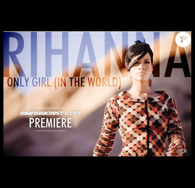 Only Girl (in the world), le nouveau single de Rihanna