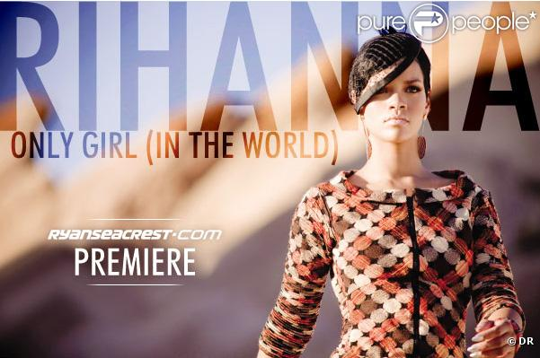 Only Girl (in the world), le nouveau single de Rihanna