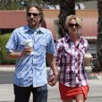 Britney Spears et son petit ami, Jason Trawick