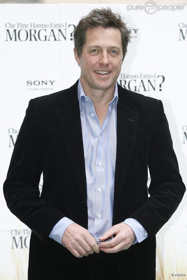 Hugh Grant en 2010
