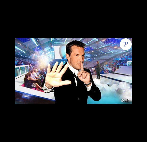 Benjamin Castaldi animera Secret Story ce soir à 22h15 sur TF1.