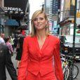 Heidi Klum dans les rues de New York