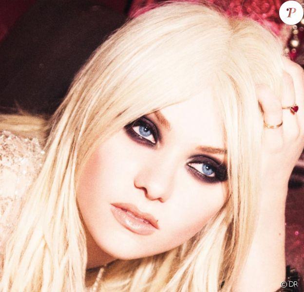 L'actrice et chanteuse américaine Taylor Momsen
