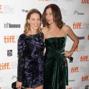 """Hilary Swank glamour, Juliette Lewis destroy et Leslie Bibb canon... trois stars pleine de """"Conviction"""" !"""