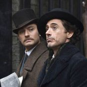 """Sherlock Holmes 2"" : Au côté de Robert Downey Jr. et Jude Law, l'atout charme sera..."