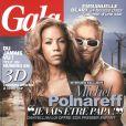 Michel Polnareff et sa bien-aimée Danyellah en couverture de Gala