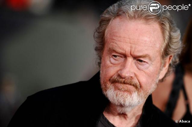 Ridley Scott, bientôt en tournage d' Alien 5 .
