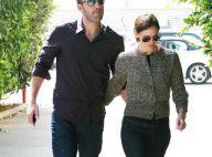 """Jennifer Garner et Ben Affleck : séparé pour la promo de """"The Town"""", le couple se retrouve enfin et nage dans le bonheur !"""