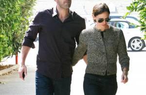 Jennifer Garner et Ben Affleck : séparé pour la promo de