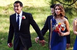 Jessica Alba et Cash Waren magnifiques pour un mariage ensoleillé !