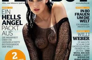 Découvrez Shermine Shahrivar, Miss Europe 2005, dans Playboy et ses plus belles photos...