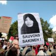 La manifestation du 12 septembre 2010 en soutien à Sakineh Mohammadi Ashtiani