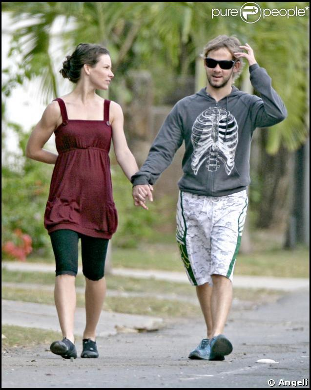 Evangeline Lilly And Dominic Monaghan Married