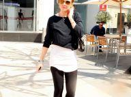Lindsay Lohan : Elle profite pleinement de ses derniers instants de liberté...