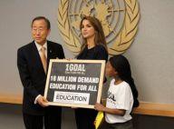 Rania de Jordanie charme les hommes les plus puissants du monde...
