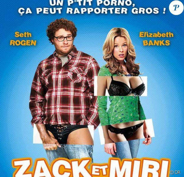 Des images de Zack & Miri font un porno, en DVD le 5 octobre 2010.