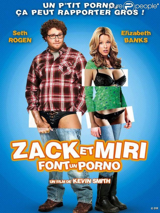 Des images de  Zack & Miri font un porno , en DVD le 5 octobre 2010.