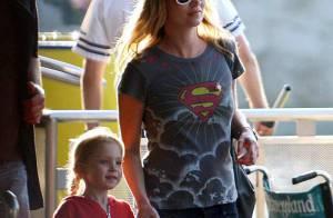 PHOTOS : Kate Moss s'amuse en famille à Disneyland !