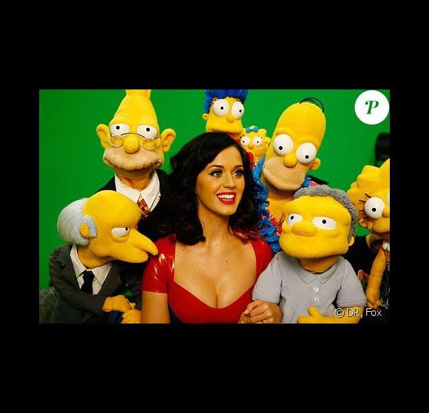 Katy Perry va apparaître en tant que guest dans un épisode du dessin animé Les Simpson, diffusé sur la Fox.