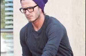 David Beckham : En pleine tourmente, il se raccroche à ses fils !