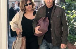 PHOTOS : Tina Turner et son compagnon s'offrent une petite séance shopping à Milan...