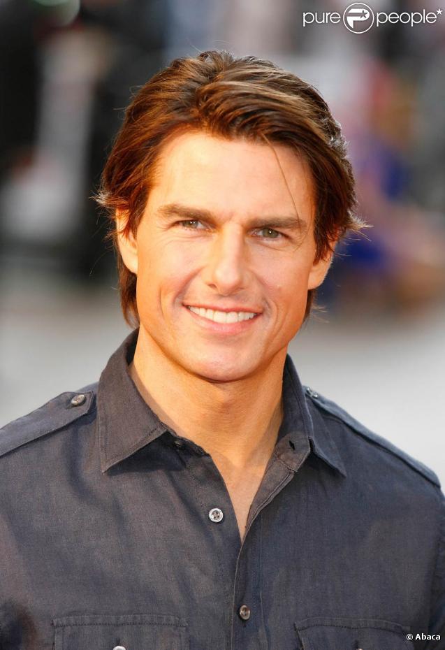 Tom Cruise reprend son rôle d'Ethan Hunt dans  Mission Impossible 4.