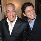 Marc Lavoine et Gérard Darmon, personnages maléfiques !