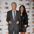 Clint Eastwood et sa femme Dina à l'occasion de l'avant-première de  Au-delà , dans le cadre du 48e New York Film Festival, le 10 octobre 2010.