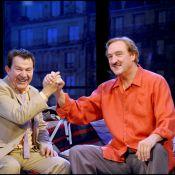 Martin Lamotte et Bernard Farcy forment un Drôle de couple !