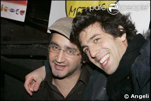 Cyril Hanouna et Max Boublil