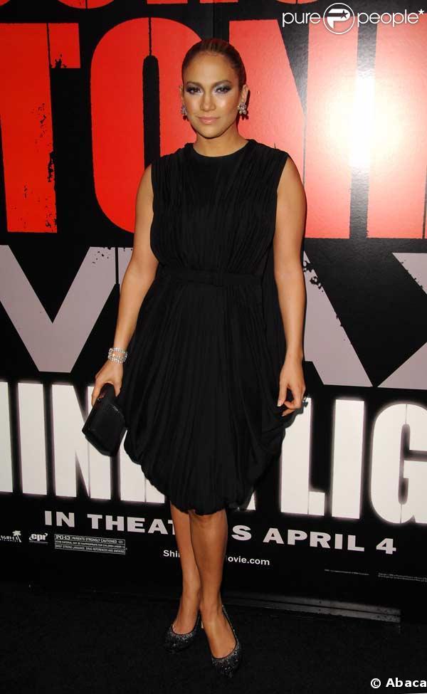 Jennifer Lopez après son accouchement