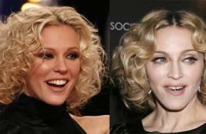 PHOTOS : Quand Lorie se prend pour Madonna...